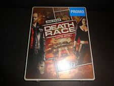 DEATH RACE Limited Edition Steelbook-JASON STATHAM must race to get out alive