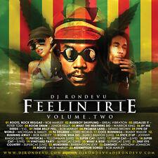 DJ Rondevu Feelin Irie Vol. 2 Classic Reggae Dancehall Lover's Rock Roots Reggae