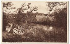 Devon; Ugbrooke House, Chudleigh PPC, 1955 Bournemouth & Poole PMK