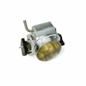 Fast 54102 Throttle Body Big Mouth Clear Anodized 102mm For Chevy LS NEW