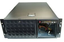 "Supermicro sc745 19"" pollici 4u Rack Server Chassis Case Chassis 4he BLACK/NERO"