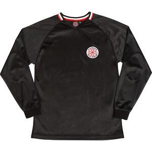 Independent - Defender Black Long Sleeve Jersey
