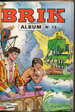 "BRIK Album N°13 -  Recueil "" 49, 50, 51, 52 """