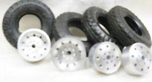 Custom alum, wheels doepke tires