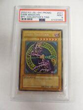 Yu-Gi-Oh! PSA 9 MINT 2002 DARK MAGICIAN #001 BPT Collector's Tins
