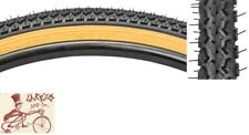 SUNLITE HYBRID KNOBBY 700C x 38c BLACK/GUMWALL HYBRID  BICYCLE TIRE