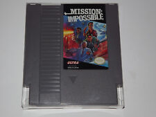NES Mission: Impossible (Nintendo Entertainment System, 1990)