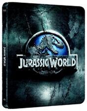 Jurassic World (Blu-Ray Disc - SteelBook)