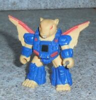 Battle Beasts SQUIRRELLY SQUIRREL Vintage 1987 Incomplete Figure