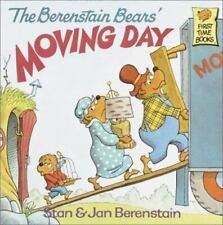 The Berenstain Bears' Moving Day Berenstain, Stan, Berenstain, Jan Paperback Us
