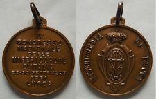 Medaglia misericordia di Lucca 1951