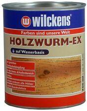 Wilckens Holzwurm EX 0,75L schnell wirksam Holzschutz Holzwurmtod