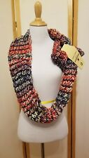 woolrich infinity scarf one size
