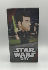 AJ Pollock Star Wars Night Bobblehead SGA Dbacks Lightsaber 2015