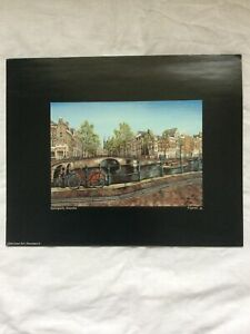 amsterdam print, New In Sealed Cover