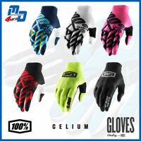 100% Celium 2 Gloves MX Motocross Gloves