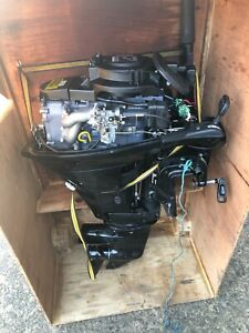 Mariner Mercury  15hp Outboard Engine four stroke