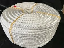 Rope Nylon 16mm x 250mtr 3 Strand  (Coil)