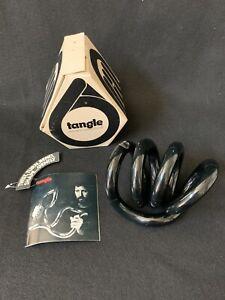 Original 1982 Richard X Zawitz Black TANGLE Sculpture Infinite Positions Kinetic