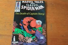 Classic Spider-man Marvel Comic The Death of Captain Stacy #225  July