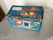 1982#Bandai U-Boat VFD TABLETOP GAME  HANDHELD CONSOLE BOXED EU BOX