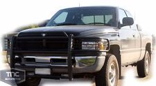 1994-2001 Ram 1500 / 94-02 Ram 2500 Brush Guard Grill Guard Black Powder Coat