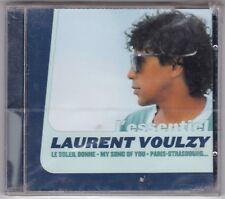 Laurent voulzy-L 'essentiel-cd album NEUF! & OVP! produit Neuf!