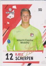 AH 2018/2019 Panini Like sticker #50 Kjell Scherpen FC Emmen ROOKIE