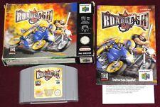 road rash n64