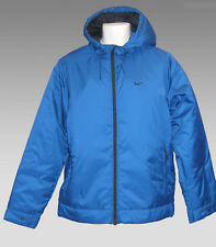 NEW Nike AD Athletic Department Thermal Insulated PILOTS Jacket Blue L