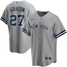 Brand New 2020 New York Yankees Gincarlo Stanton Nike Road Replica Team Jersey