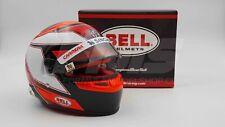 Bell Helmets 1/2 Scale Kimi Raikkonen Alfa 2019 F1 Miniature Scale Helmet Model