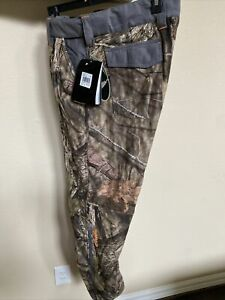 Nomad Men Size Small Harvester Camo Hunting Pant  BreakUp Country Camo $130.00