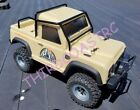 IMEX Radio Controlled 1/24th Canfield Land Rover Crawler, Latte Coffee, RTR