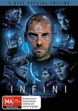 Infini (DVD, 2015, 2-Disc Set) Brand New Sealed