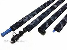 NWU Navy Digital Camo Urban Hydration Tactical Pack Drink Tube Cover