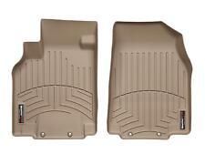 WeatherTech FloorLiner for Mazda CX-9 - 2007-2015 - 1st Row - Tan