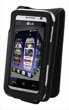 Vertical Leather Flip Case Pouch for LG KM990 Arena UK
