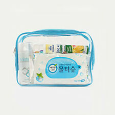 Clear Travel Cosmetic Bag Waterproof Wash Case Toiletry Organizer Make Up Totes
