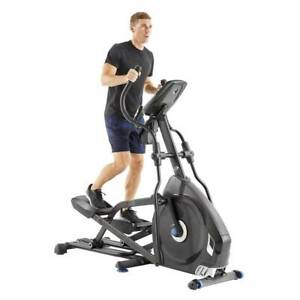 NAUTILUS E626 ELLIPTICAL TRAINER WITH RAMPING FEATURE NEW IN BOX