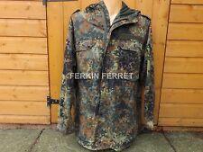 Genuine Issue German Army Flecktarn Camo Combat Parka / Field Jacket