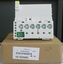 DISHLEX ELECTROLUX DISHWASHER ELECTRONIC CONTROL PC BOARD PART # 973911516028074