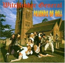 Witchfinder General - Friends of Hell CD #18638