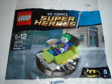 Lego DC Superheroes 30303 The Joker Bumper Car Brand New in Sealed Polybag
