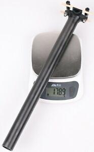 Hylix Carbon Seatpost-27.2/27.0MM*370-178g-for 7*9mm/7*10mm Carbon Rail
