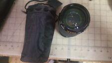 Kiron 70-210mm f/4 MACRO 1:4 62 MC Kino Precision Lens w/ bag and lens cover