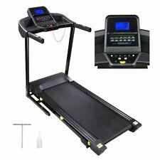 3.0HP Folding Electric Treadmill Motorized Running Machine - Large Runway Size