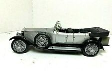 1991  Franklin Mint  ''1925 Rolls Royce Silver Ghost'  Die-Cast  1/24