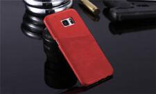 Fundas y carcasas Para iPhone X color principal rojo de piel para teléfonos móviles y PDAs