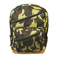 "Every Day Carry 17"" Expandable Tactical Assault Bag Day Pack Backpack - Camo"